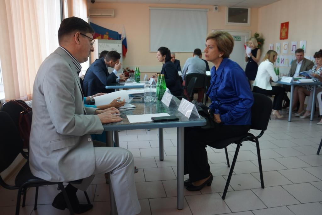 07 октября 2016 года на базе ГБУЗ «Краевая клиническая стоматологическая поликлиника» прошла аттестация врачей-стоматологов