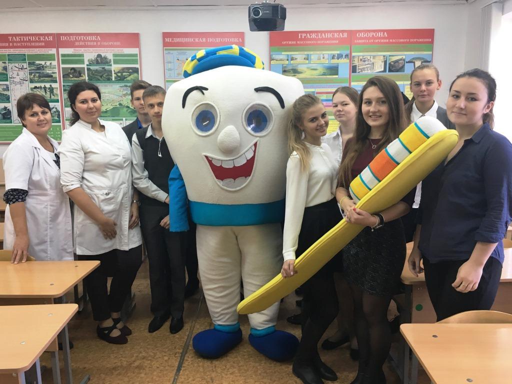 22 октября 2016 года в ст. Брюховецкая состоялся День здоровья