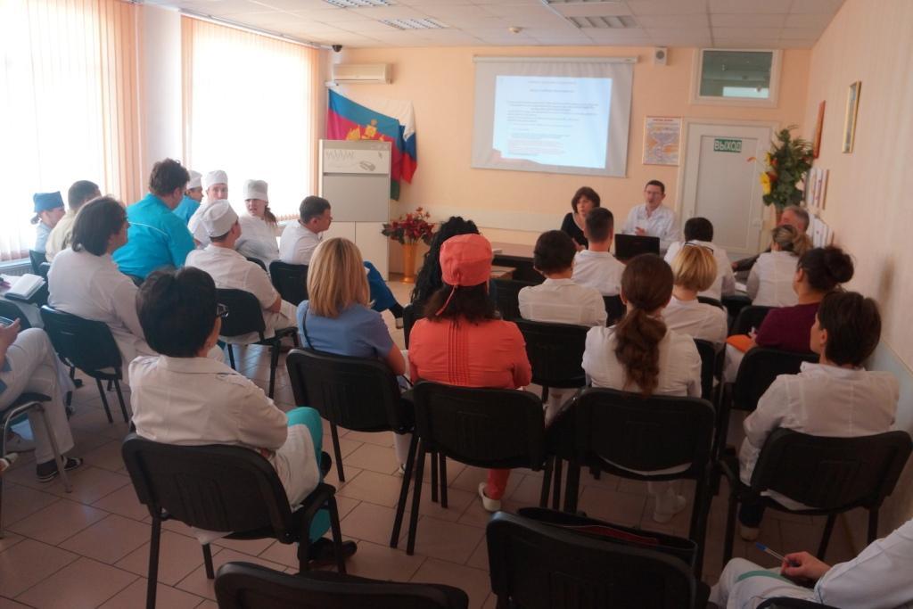 Проведена единая врачебная конференция, посвященная вопросам формирования специалистами индивидуального плана обучения соответствующей специальности на Портале непрерывного медицинского и фармацевтического образования Минздрава России
