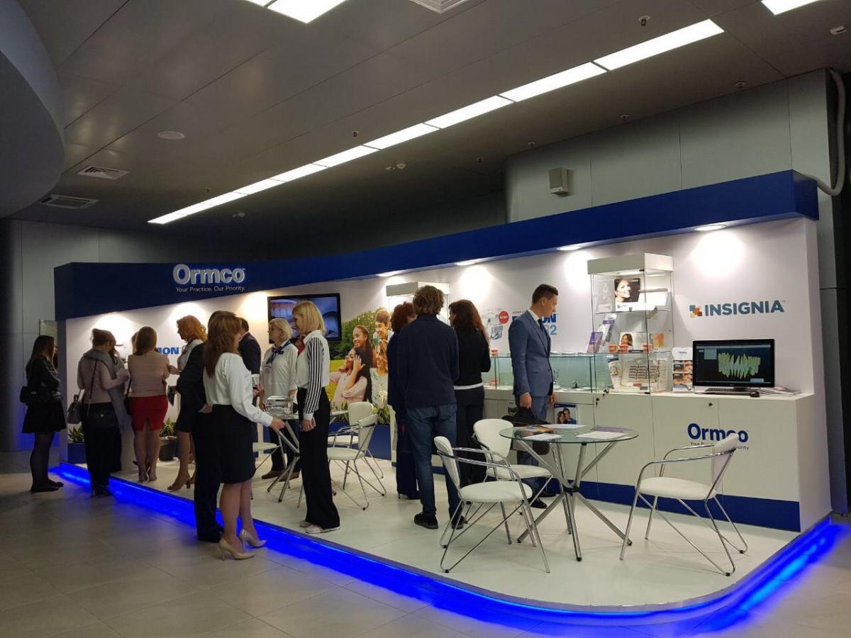 Участие в XVIII съезде ортодонтов России