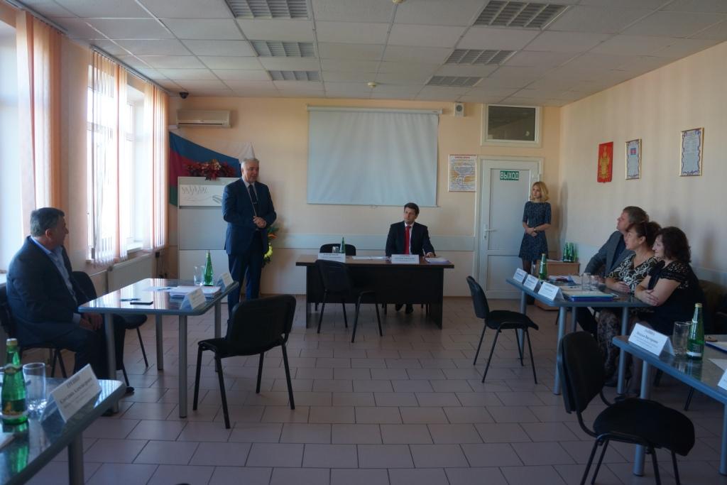 13 октября 2017 года на базе ГБУЗ ККСП проведено заседание экспертной группы краевой аттестационной комиссии министерства здравоохранения Краснодарского края