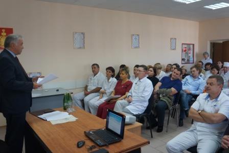 13.10.2014г. Единая врачебная конференция