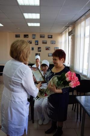 Морова С.Н. выход на пенсию.