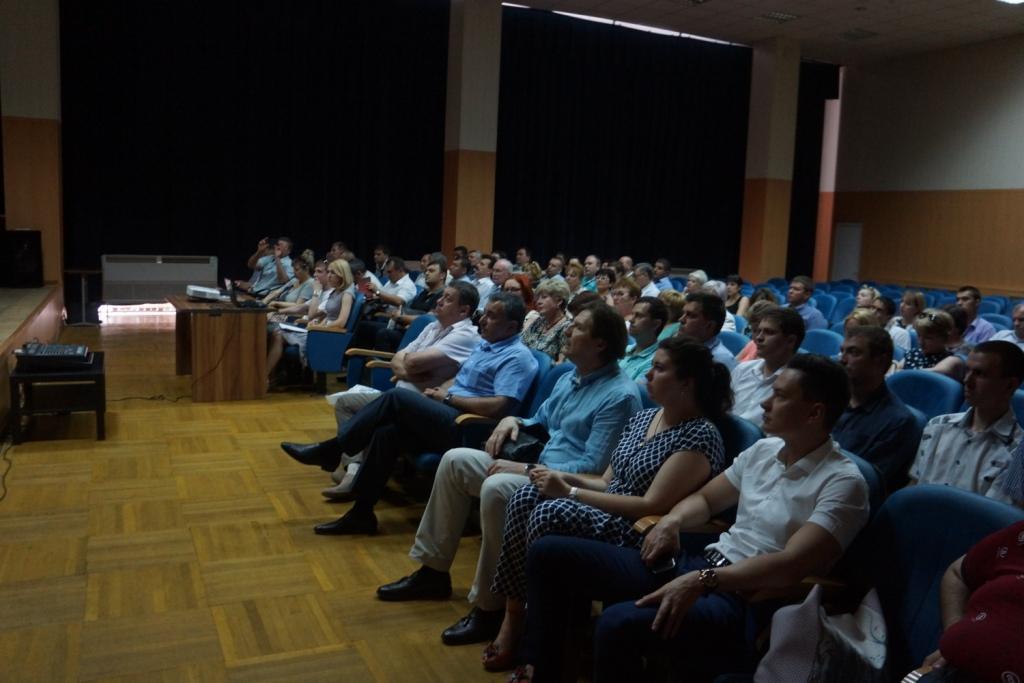 Краевое совещание районных стоматологов 24.06.2016г