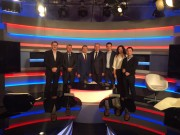 Специалисты ГБУЗ ККСП приняли участие в беседе на тему современной стоматологии в прямом эфире на канале Кубань24
