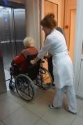 Новый лифт запущен  в ГБУЗ «Краевая клиническая стоматологическая поликлиника»