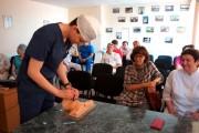 На базе ГБУЗ ККСП на протяжении всего июня 2017 года проводился курс лекций и практических занятий по отработке медицинским персоналом техники выполнения коникотомии