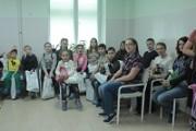 Детей из эндокринологического отделения ДККБ поздравили с началом учебного года
