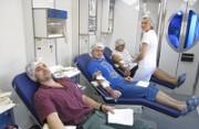 Передвижной комплекс заготовки донорской крови побывал в Павловском районе