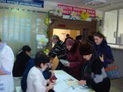 Краевые специалисты обследовали жителей Гулькевичского района